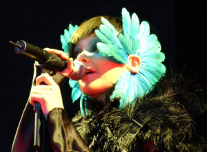 Bjork at Hurricane Festival