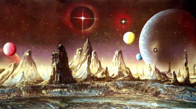 Die Planeten by G. Holst