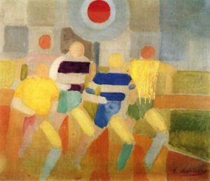 Runners by Robert Delaunay